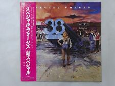 38 Special Special Forces A&M AMP-28054 Japan  VINYL LP OBI