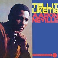 Aaron Neville - Tell It Like It Is [New Vinyl]