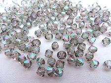 24 Paradise Shine Swarovski Crystal Beads Bicone 5328 4mm