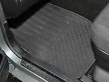 LAND ROVER SERIES 2/2a/3 - QUALITY Front Rubber Mat Set (DA4422)