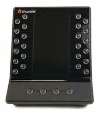 ShoreTel BB424 Button Box in Black 24 Button Console - New In Box
