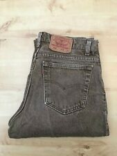 Men's Levi's 550 Relaxed Fit Gold Jeans W33 L32 (#A721)
