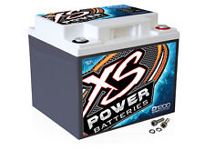 XS Power D1200 12 Volt AGM 2600 Amp Sealed Car Audio Battery/Power Cell+Terminal