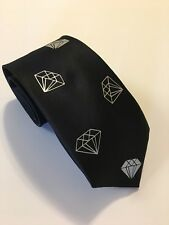 Diamond Necktie, Classy And Cool