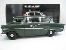Opel Rekord P1 - Polizei  1958  Minichamps  1:18  OVP