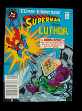 BEST OF DC BLUE RIBBON DIGEST #27 DC Comics 1982 SUPERMAN VF+