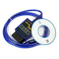 Mini ELM327 Interface USB OBD2 II Can-Bus Auto Car Scanner Diagnostic Tool V1.5