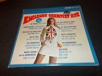 ENGLAND'S GREATEST HITS LP Various '67 Fontana MANFRED MANN Troggs