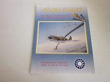 American Volunteer Group Flying Tigers May 1993 Program