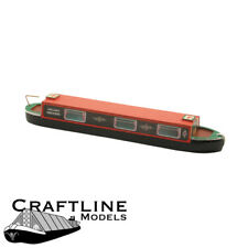 OO Boat balsa kit - Canal Holiday Cruiser Narrow Boat Craftline CHC45R free post