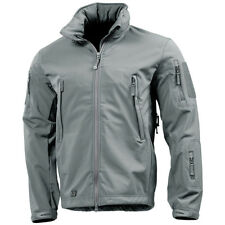 Pentagon ARTAXES Soft Shell Urban Tactical Mens Jacket Wolf Grey Airsoft Police Large