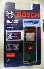 Brand New Bosch Blaze 65 Range Laser Measure Glm20x
