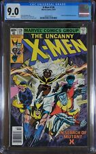 X-Men #126 - CGC 9.0 - Proteus & Mastermind appearance