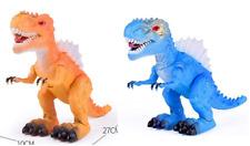 T-Rex Dinosaur Electronic Walking Dancing Roaring Light up Gift Toy Kids Smart
