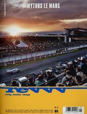 revvv 2014 1/14 Mythos Le Mans Erstausgabe 260 S. Motorsport Rennsport Audi R8