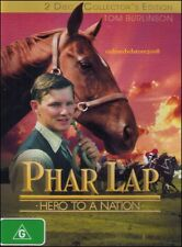PHAR LAP Tom BURLINSON Aussie True Story Horse Racing Film (2 DVD SET) Pharlap