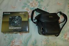 Fujifilm FinePix S2950 14.0 MP Digital Camera - Black