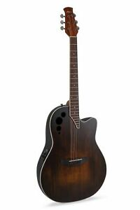 Ovation Applause Acoustic Electric Cutaway Guitar - Vintage Varnish Satin