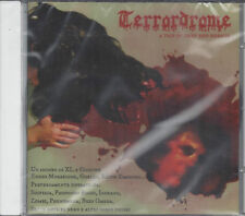 CD ♫ Compact disc **TERRORDROME ♦ A TRIP IN DEEP RED HORROR** nuovo sigillato