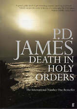 Death in Holy Orders by P. D. James (Paperback, 2001)