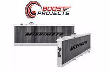 Mishimoto 01-03 Mazda Protege Manual Aluminum Radiator **Requires Modification**