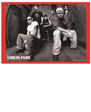 LINKIN PARK - FABRIC POSTER - 30x40 WALL HANGING - HFL0531