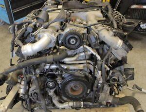 Porsche Cayenne 4,2 S Diesel Motor MCU.DB MCU.DC Motorinstandsetzung