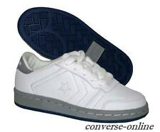 KIDS Boys CONVERSE All Star STREET STYLE OX LEATHER Trainers Shoes SIZE UK 12.5