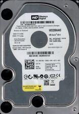 Western Digital WD3200AAKS-75VYA0 320GB DCM: HHRNHT2MHN