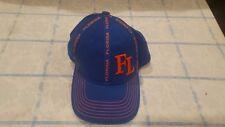 Vintage Florida Gators City Hunter Strapback Cap Hat Deadstock 90's Throwback