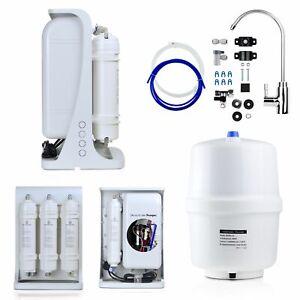 Wasserfilter Filter Anlage System Osmoseanlage Wasserfilteranlage Umkehrosmose