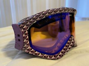 Anon purple Ski or Snowboarding Goggles, Worn Only For A Weekend