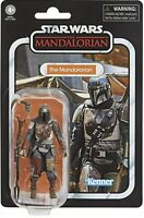 """Star Wars The Vintage Collection The Mandalorian Toy, 3.75"""" Scale Action Figure,"""