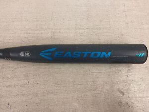 Used 2018 Easton FP18GH11 32/21 Ghost Double Barrel -11 Fastpitch Softball Bat