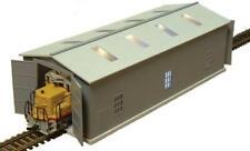 Railtown Model Railroad Supply 3912 N Locomotive Maintenance Shed