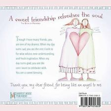 GOOD FRIENDS ARE LIKE ANGELS - NEW HARDCOVER BOOK