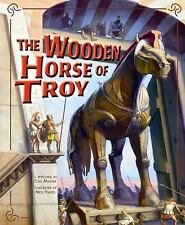 The Wooden Horse of Troy (Greek Myths)-ExLibrary