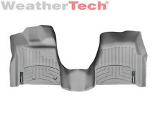 WeatherTech FloorLiner Mats for Lincoln Town Car- 1998-2011 - 1st Row OTH Grey