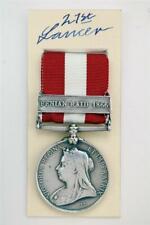 Canada General Service Medal Fenian Raid 1866 Bar Canadian British Army Navy