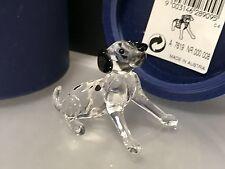 Swarovski Figur Dalmatiner 6 cm. Mit Ovp & Zertifikat. Top Zustand