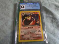 2000 Pokemon Team Rocket Holo Dark Charizard CGC 6.5 🔥🔥🔥🔥🔥🔥🔥🔥🔥🔥🔥🔥🔥