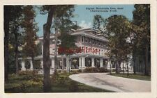 Postcard Signal Mountain Inn near Chattanooga TN