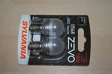 Sylvania ZEVO LED 1156R Pair Set LED Lamps Bulbs 7506R/1141R NEW