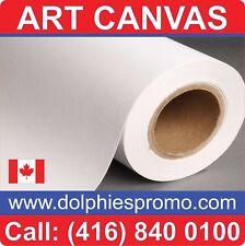 Polyester Artist Blank Canvas Roll Paint Art Acrylic Oil Painting Inkjet Media