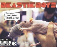 Ch-Check It Out [Single] [PA] Beastie Boys CD 2004 Emi/Capitol 3 tracks Import