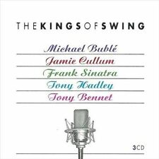 VARIOUS ARTISTS - THE KINGS OF SWING - NEW CD - Free Shipping