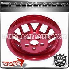 06-09 Rabbit 06-13 Jetta 06-13 Beetle 10-13 Golf 12-13 Passat Crank Pulley MK5 R