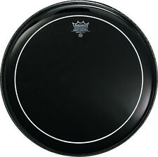 "Remo 14"" Ebony Pinstripe Drum Head ES-0614-PS !"