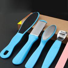 8PCS Foot Portable File Dead Hard Skin Callus Remover Scraper Mani Pedicure UK