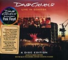 David Gilmour - Live In Gdansk (NEW 2 x CD+2DVD)